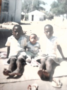 Ndhlovu and his family